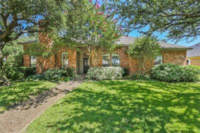 Single Family Home Active Option Contract: 6615 Garlinghouse Lane