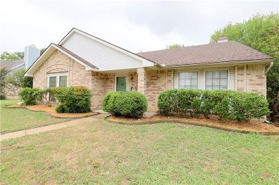 Allen Single Family Home For Sale: 553 Fisher Drive