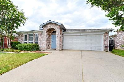 Fort Worth Single Family Home For Sale: 8041 Iris Circle
