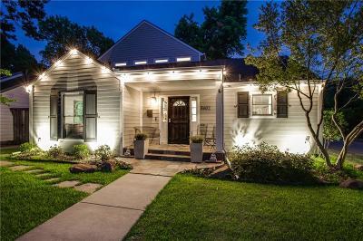Dallas Single Family Home For Sale: 8602 Angora Street