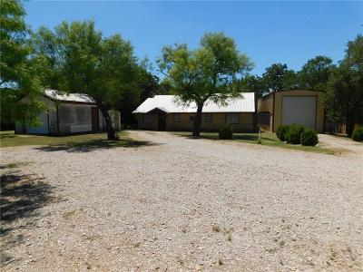Brownwood Single Family Home Active Option Contract: 9251 Cr 460