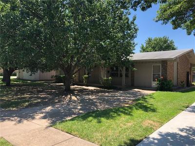 Single Family Home For Sale: 3326 High Lark