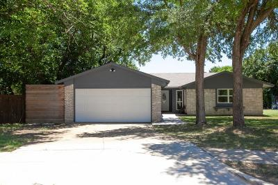 Lewisville Single Family Home For Sale: 126 Willow Brook