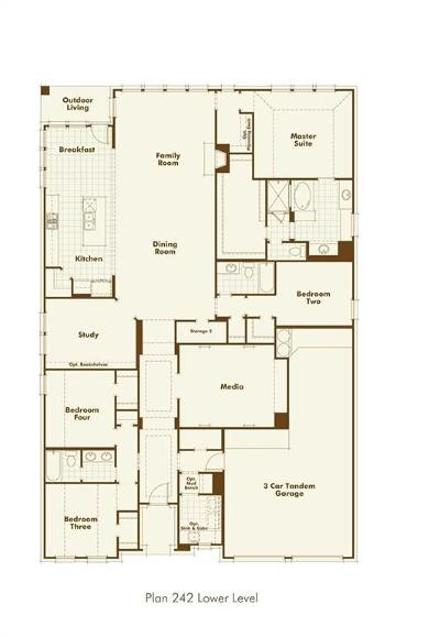 Roanoke TX Single Family Home For Sale: $523,255