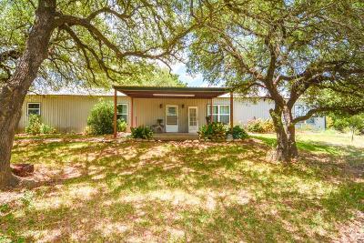 Hamilton County Farm & Ranch For Sale: 719 County Road 243