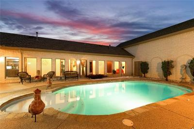 Granbury Single Family Home For Sale: 1000 Summerlin Drive
