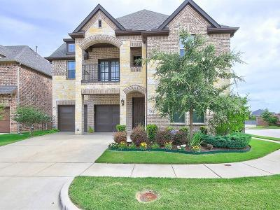 Carrollton Single Family Home For Sale: 2840 Wellbourne Drive