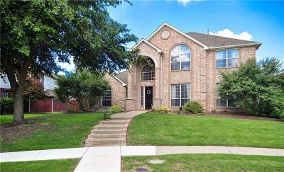 Plano TX Single Family Home For Sale: $485,000