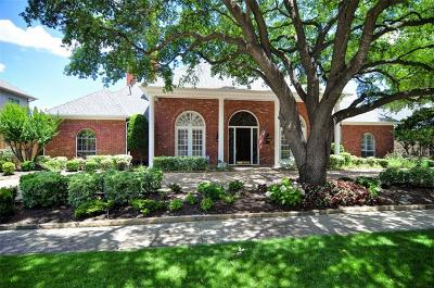 Plano Single Family Home For Sale: 3324 Radcliffe Drive