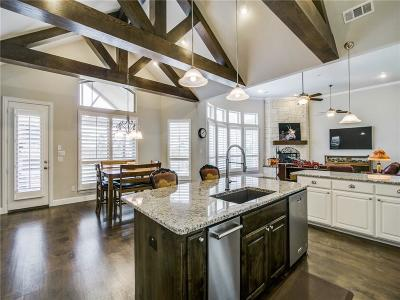 Wylie Single Family Home Active Option Contract: 412 Steward Drive