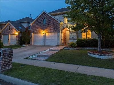 Frisco Single Family Home For Sale: 11370 Tenison Lane