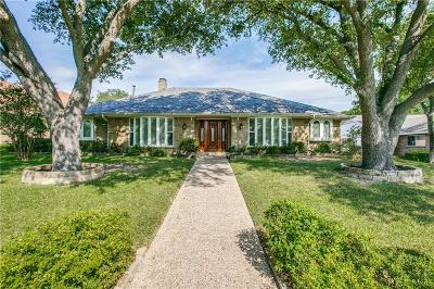 Dallas Single Family Home For Sale: 16821 Park Hill Drive