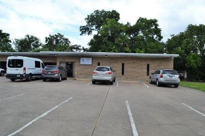 Terrell Commercial Lease For Lease: 303 E College Street E #F