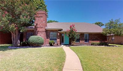Garland Single Family Home For Sale: 2313 Idlewood Drive