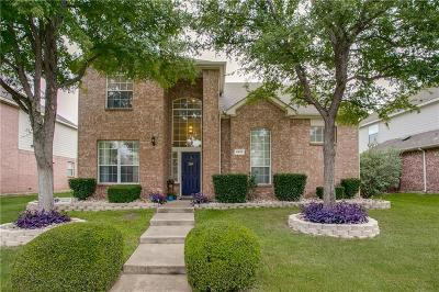 Plano Single Family Home Active Option Contract: 4417 Riptide Lane