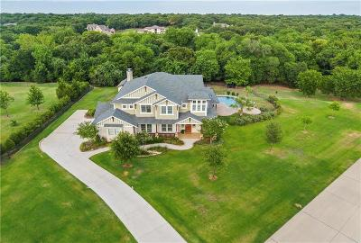 Flower Mound Single Family Home For Sale: 1450 Three Bridges Drive