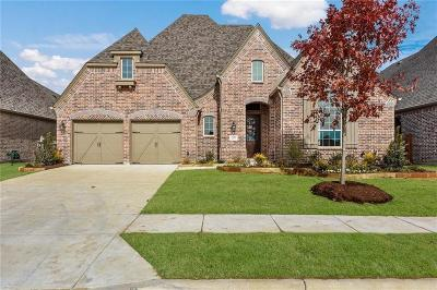 Celina Single Family Home For Sale: 2624 Eclipse Place