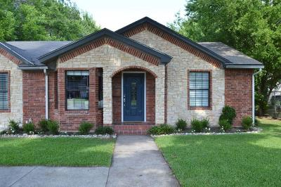 Fort Worth TX Single Family Home For Sale: $372,500