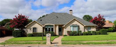 Irving Single Family Home For Sale: 3821 Flintridge Drive