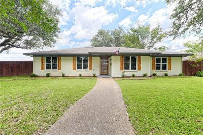 Dallas Single Family Home For Sale: 3127 Merrell
