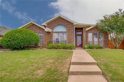 Rowlett Single Family Home For Sale: 6521 Teresa Lane