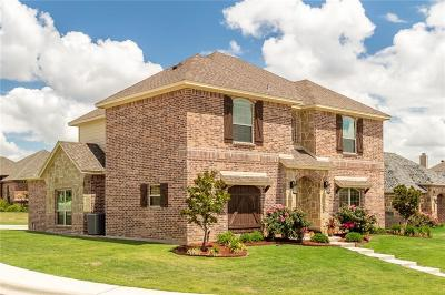 Weatherford Single Family Home For Sale: 210 Emilie Court