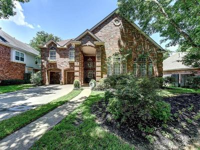 Grapevine Single Family Home For Sale: 1053 W Winding Creek Drive