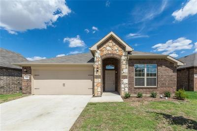 Fort Worth TX Single Family Home For Sale: $233,679