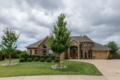 Rockwall Single Family Home For Sale: 3158 Luchenbach Trail