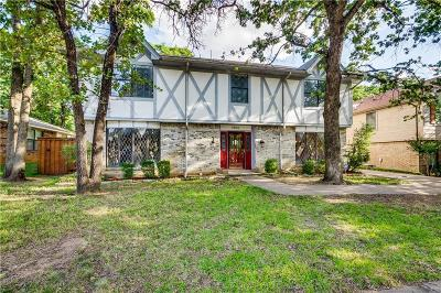 Bedford Single Family Home For Sale: 2816 Woodpath Lane