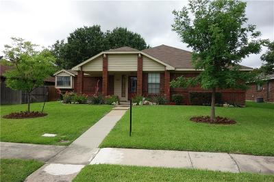 Lewisville TX Single Family Home For Sale: $245,000