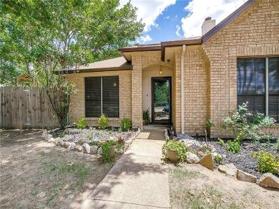 Mesquite Single Family Home For Sale: 900 Creekview Drive