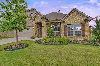 Midlothian Single Family Home For Sale: 7202 King Ranch Court