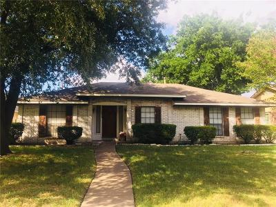 Garland Single Family Home For Sale: 2809 Green Oaks Drive