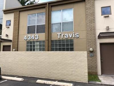 Dallas Condo For Sale: 4343 Travis Street #1