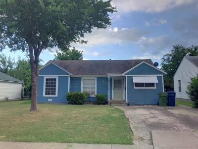 Garland Single Family Home For Sale: 828 Woodland Drive