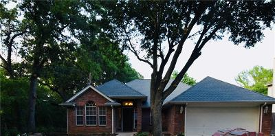 Mansfield Single Family Home For Sale: 1434 Holley Creek Lane