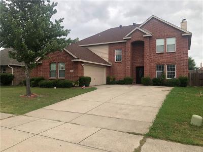 Wylie Single Family Home For Sale: 910 Oakcrest Drive