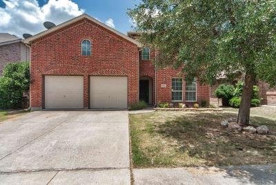 Aubrey Single Family Home For Sale: 1700 Heron Drive