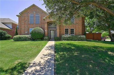 Rowlett Single Family Home For Sale: 5318 Luna Circle