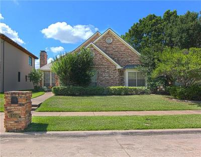 Irving Single Family Home For Sale: 1516 Old Orchard Drive