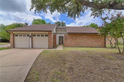 Grand Prairie Single Family Home Active Option Contract: 2401 Slaton Drive
