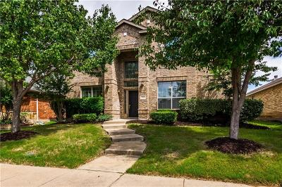 McKinney Single Family Home For Sale: 4528 Worchester Lane