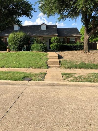 Plano Single Family Home For Sale: 1329 Finley Drive