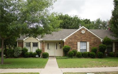 Coppell TX Single Family Home For Sale: $299,000