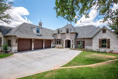 Granbury Single Family Home For Sale: 806 Summerlin Drive