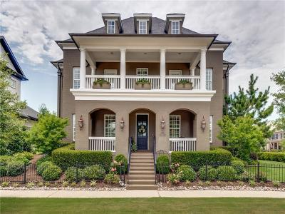 McKinney Single Family Home For Sale: 2405 Fitzgerald Avenue