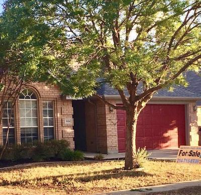 Fort Worth Single Family Home Active Option Contract: 9104 Saranac Trail