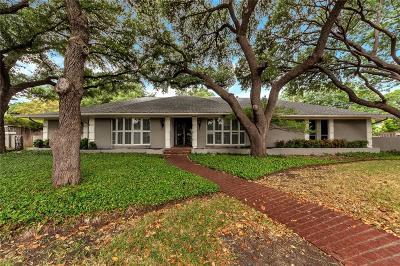 Dallas Single Family Home For Sale: 5708 Surrey Square Lane