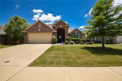 Mansfield Single Family Home For Sale: 4612 Valleyview Drive